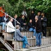 """Her mit dem guten Leben – für alle?! Solidarischer Wandel und Teilhabe von Geflüchteten • <a style=""""font-size:0.8em;"""" href=""""http://www.flickr.com/photos/130033842@N04/26615088809/"""" target=""""_blank"""">View on Flickr</a>"""