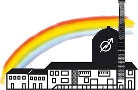 Logo Regenbogenfabrik
