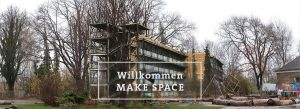 Willkommen-Make-Space
