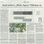 MakeSpaceAusstelungZeitungsbericht