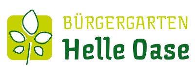 Logo Bürgergarten Helle Oase