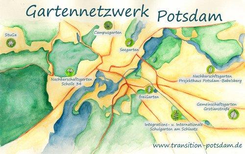 Gartennetzwerk Potsdam