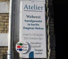 handgewebt in berlin