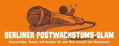 Fairbindung / Konzeptwerk Neue Ökonomie: Postwachstumsslam
