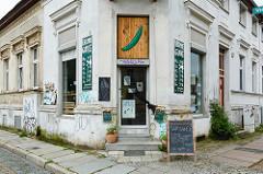 Radelwoche 2017 - Eberswalde, Regionalladen Kumme Gurke