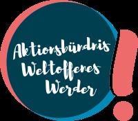 Logo Aktionsbündnis Weltoffenes Werder