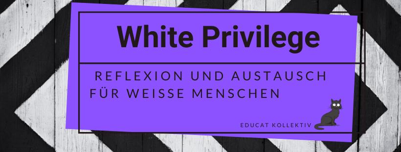 Workshop White Privilegde